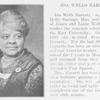 Ida Wells Barnett.