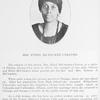Mrs. Ethel McCracken Cleaves.