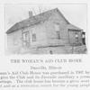 The Woman's Aid Club Home.