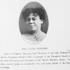 Mrs. Clara Johnson.