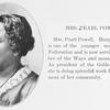 Mrs. Pearl Powell.