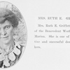 Mrs. Ruth E. Griffetts.