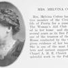 Mrs. Melvina Cotton.