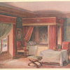Chambre a coucher Louis XIII (Style d'Abraham Bosse)....