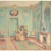 Grand salon style Louis XV....