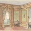 Salle a manger Louis XVI....