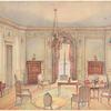 Grande salon Louis XVI.