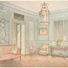 Salon d'attente (Louis XVI) sculpté....