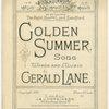 Golden summer song
