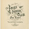 The Irish poker club
