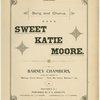 Sweet Katie Moore