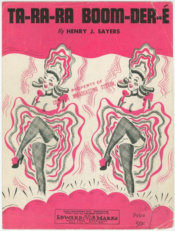 dancing women 1891