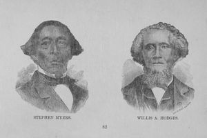 Stephen Myers. ; Willis A. Hodges.