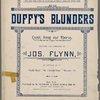 Duffy's blunders