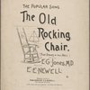 The old rocking chair (that stands in the attic)