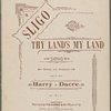Sligo [or] Thy land's my land