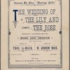 The wedding of the lily and the rose