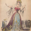 Mrs. Brooks as Margurite of Burgundy, in the Tower of Nesle [Nestle]