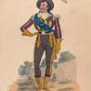 Mr. Brunton as Petruchio in Taming the Shrew