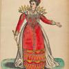 Mrs. Bunn, as Queen Elizabeth