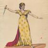 Miss Edmiston as Elvira