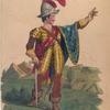 Mr. Egerton as Pizzarro [Pizarro]