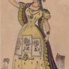 Miss Forde as Princess Eudocia