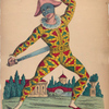Mr. G. French as Harlequin