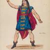 Mr. Kean, as Bertram, in the Tragedy of Bertram