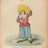 Mr. Keely, as Nicodemus Crowquill in Peter Wilkins