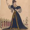 Miss Fanny Kemble as Belvidera