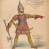 Mr. H. Kemble as Korastikan. (Second dress)