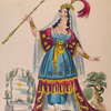 Miss Pincott as Almeadia, in The Giant of Palestine