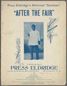 After the fair / written by Press Eldridge.