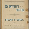 By Bayville's waters