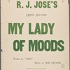 My lady of moods
