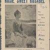 Rosie, sweet Rosabel