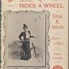 Since Katie rides a wheel