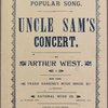 Uncle Sam's concert
