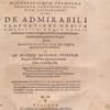 Prodromus dissertationum cosmographicarum, title page