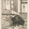 [Le corbeau.]