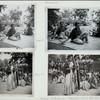 Buginese. Padjogé of wandu at Pompanua. Photographer: Claire Holt, 1938, Neg. C37-38.