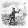 Watch the Negro fisherman as he throws his line horizonward