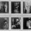 Key sheet (6 shots) (featuring Lillian Gish, Eugene Powers, Walter Connolly, Osgood Perkins)