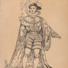 Mr. Elliston, as King George the IVth in the Coronation, at Drury Lane Theatre