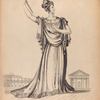 Miss Fanny Kemble as Euphrasia the Grecian Daughter