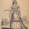 Mrs. Pope, as The Princess Oinska in Mazeppa