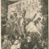 Titre pour Les tréteaux, de Charles Monselet