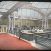 Circulation Department, Central building, ca. 1910s.