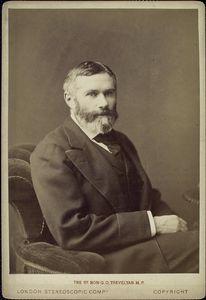 George Otto Trevelyan
